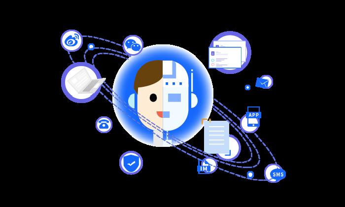 Intelligent omni-channel customer services