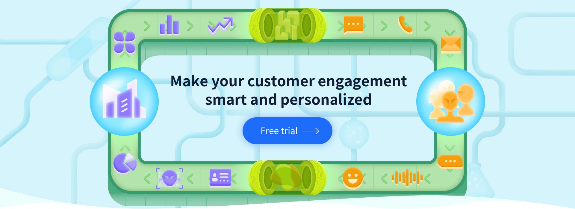 AI customer engagemen