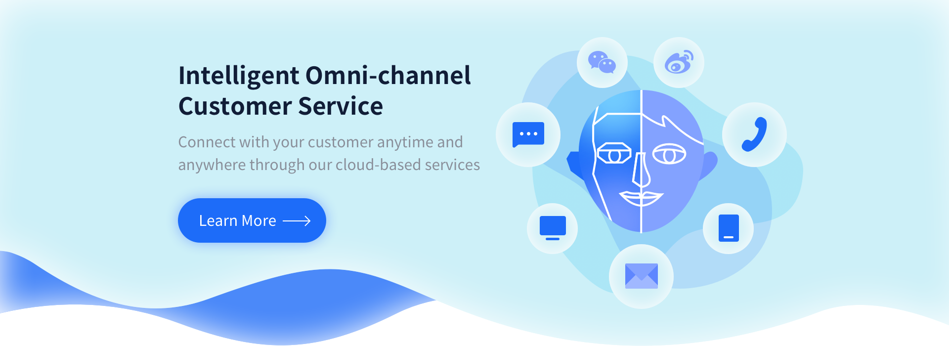 Intelligent omni-channel customer service