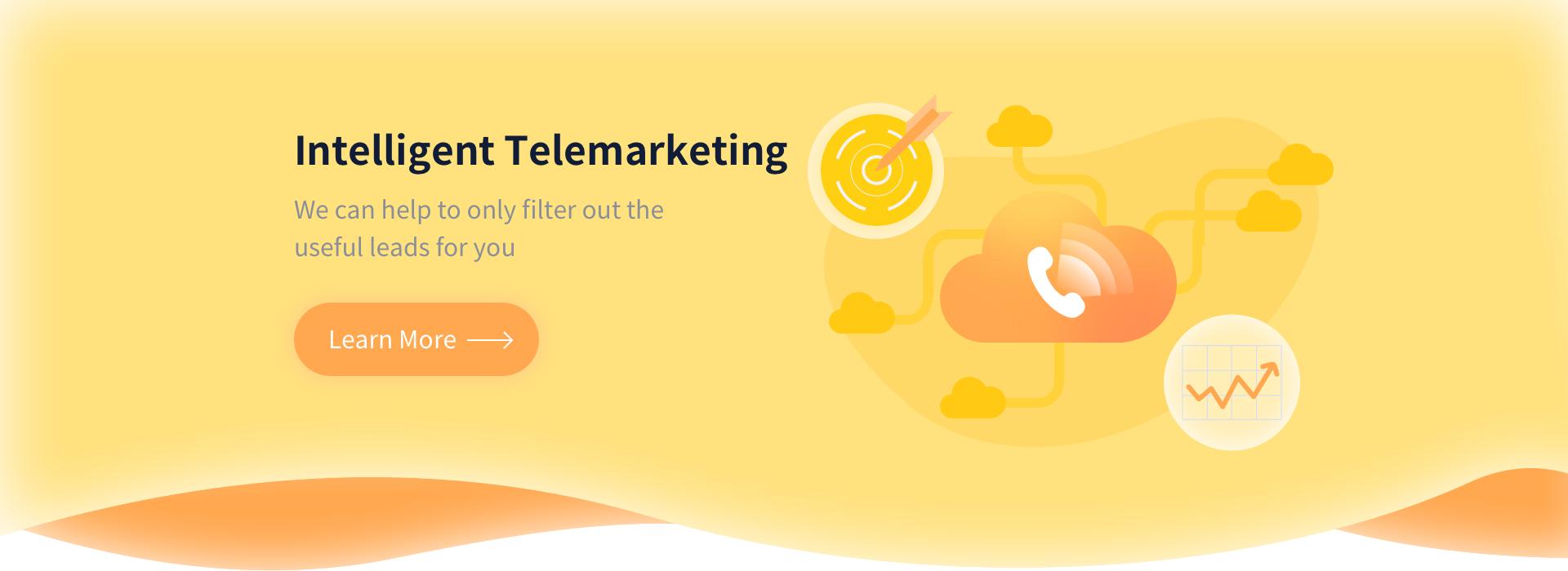 intelligent telemarketing