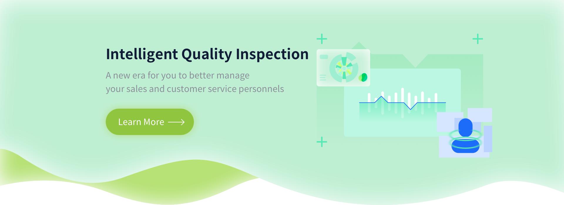Intelligent quality inspection